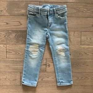 Toddler Girl Denim